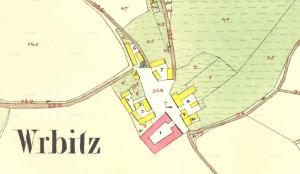 Vrbice 1837